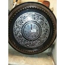 Jam Dinding Kaligrafi Besar