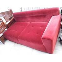 Sofa L Merah