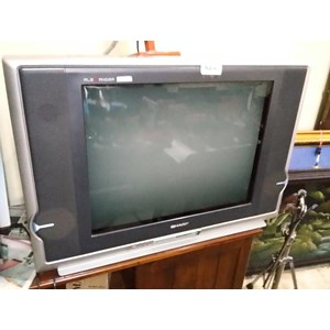 Tv Sharp 27 Inc Tanpa Remote Tv Lainnya