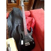 Gitar Listrik Ibanez Dan Ampli