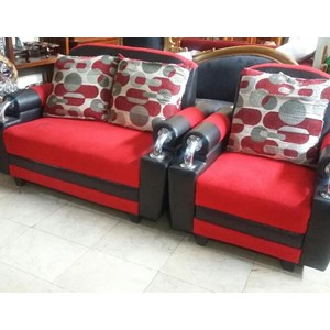 Sell Sofa Merah Hitam 2jt From Indonesia By Garage Sale Kemang Cheap