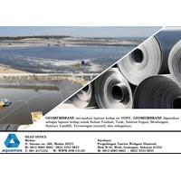 Terpal Plastik HDPE Geomembrane