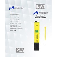 PH Meter ISW 900