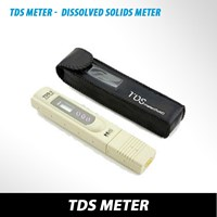 Distributor TDS Meter (Total Dissolved Solid) 3