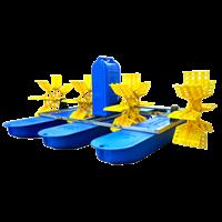 Kincir Air Tambak Olimpia 2 HP 3 Phase 3.6 Ampere