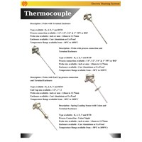 Jual Thermocouple
