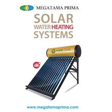 Water Heater Tenaga Surya