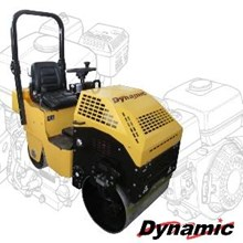 RIDE-ON VIBRATORY ROLLER DR1306