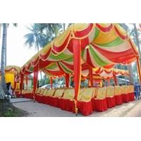Jual Tenda Pesta Model Lengkung