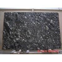Jual Granit Black Mozaic (Slab)