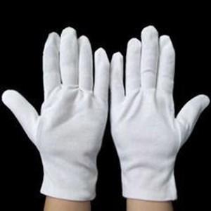 Cotton Glove/Syal dan Sarung tangan
