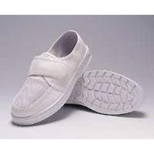ESD Shoes Mesh c atau w Velcro