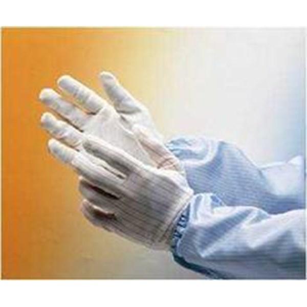 ESD Dotted Glove/ Sarung tangan bintik antistatic/Syal dan sarung Tangan