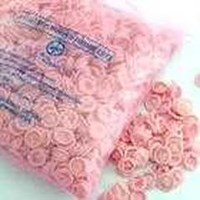 Anti Static Pink Finger Cots/Alat Safety Lainnya