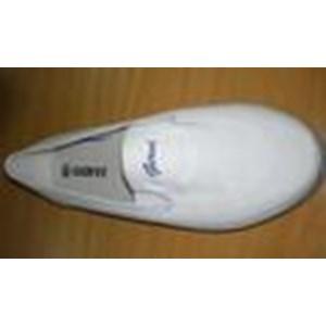 White Canvas Shoe/Sepatu Casual