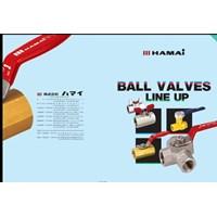 Ball Valve Hamai