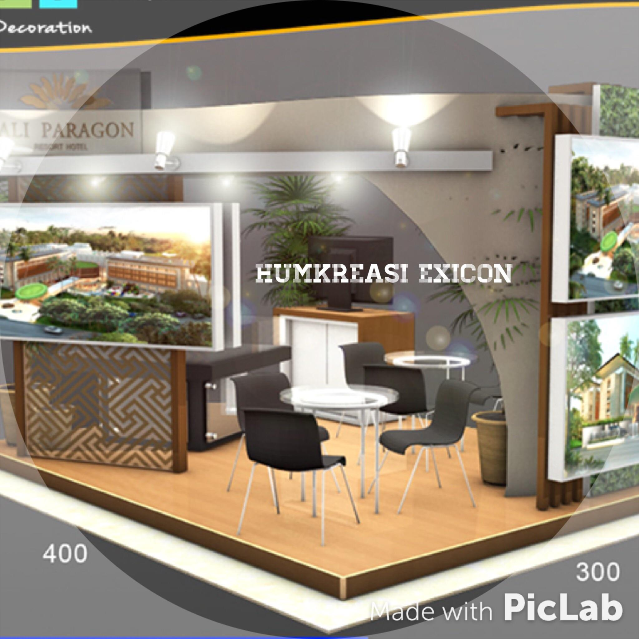 Exhibition Booth Price : Sell exhibition booth from indonesia by humkreasi