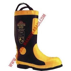 HARVIK Fireman Boots