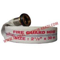 FIREGUARD CANVAS FIRE HOSE 1