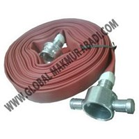 Q-FIRE SYNTETIC RUBBER FIRE HOSE 1