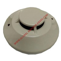 SYSTEM SENSOR 2151 PHOTO PLUG IN SMOKE DETECTOR + BASE 1