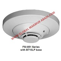 NOTIFIRE FSI 851 ADDRESSABLE IONIZATION SMOKE DETECTOR 1