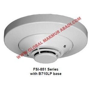 NOTIFIRE FSI 851 ADDRESSABLE IONIZATION SMOKE DETECTOR