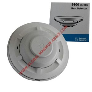 SYSTEM SENSOR 5601P HEAT DETECTOR
