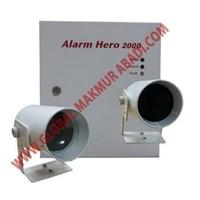 HORING LIH AH-02121 ALARM HERO 2000 OPTICAL BEAM SMOKE DETECTOR 1