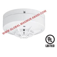 NOHMI FDL25U ADDRESSABLE FIXED TEMP HEAT DETECTOR 1