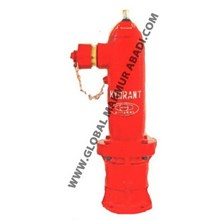 HOOSEKI H-13AP HYDRANT PILLAR ONE WAY