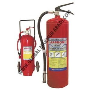 APPRON DRY CHEMICAL POWDER ABC FIRE EXTINGUISHER