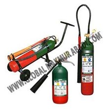 YAMATO CARBON DIOXIDE CO2 FIRE EXTINGUISHER