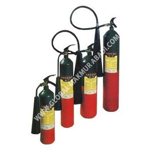 APPRON CO2 CARBON DIOXIDE FIRE EXTINGUISHER