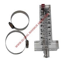 BLUE WHITE F300 SERIES FLOW METER.