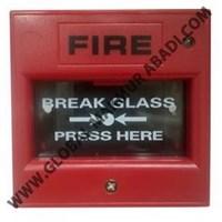 SYSTEM SENSOR M400K BREAK GLASS MANUAL CALL POINT 1