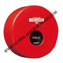 NOHMI FMM120A SURFACE MOUNTING TYPE MANUAL PUSH BUTTON.