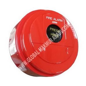 NITTAN 1MF1A MANUAL ALARM