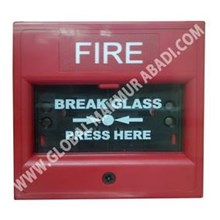 HORING LIH AH-0217 CE LISTED BREAK GLASS MANUAL CALL POINT