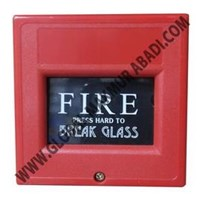 EVERBRIGHT BREAK GLASS ECP-05 MANUAL CALL POINT 1
