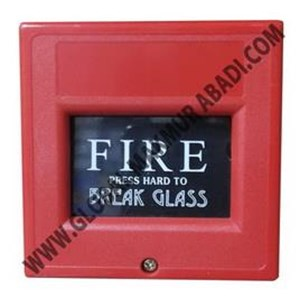EVERBRIGHT BREAK GLASS ECP-05 MANUAL CALL POINT
