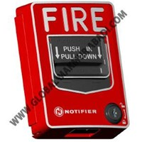 NOTIFIRE NBG-12 SERIES CONVENTIONAL MANUAL PULL STATION 1