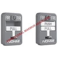 NOHMI FMM01U AND FMR01U MANUAL PULL STATION FIRE ALARM 1