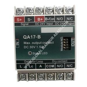 HORING LIH QA-17B CONTROL MODULE ADDRESSABLE