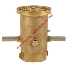 BRASS VARIABLE SPRAY NOZZLE