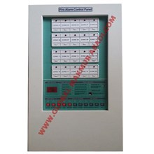 HONG CHANG CONVENTIONAL MASTER CONTROL PANEL FIRE ALARM PANEL