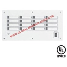 NOHMI FIR21 ZONE LAMP TYPE ADDRESSABLE ANNUNCIATOR