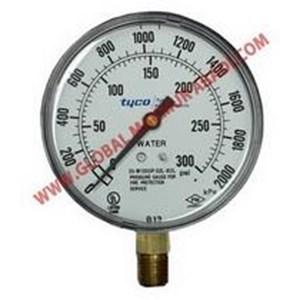 Sell Tyco 300psi Pressure Gauge