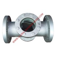 FIREGUARD SIGHT GLASS FLANGE TYPE