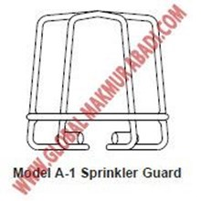 VIKING MODEL A-1 SPRINKLER GUARD